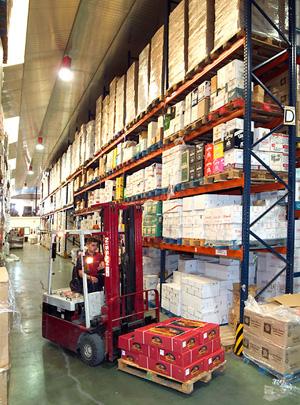 software de gestion para preparar pedidos en almacen