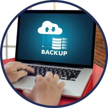 Copia de seguridad backup de Axos