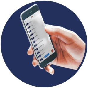 App Comercial Axos