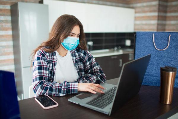 En España, las ventas por Internet han crecido un 55% desde que comenzó el confinamiento de la población debido a la pandemia COVID–19.