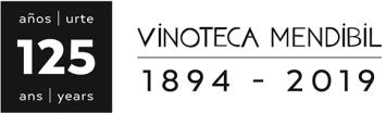Vinoteca Mendibil logo