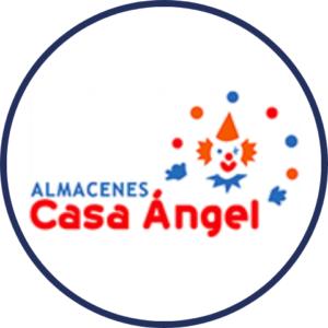Logo casa Ángel