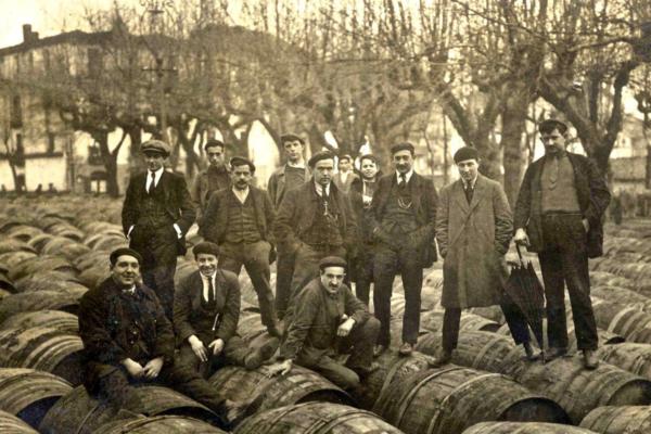 Plan de Apadrinamiento Vinoteca Mendibil historia