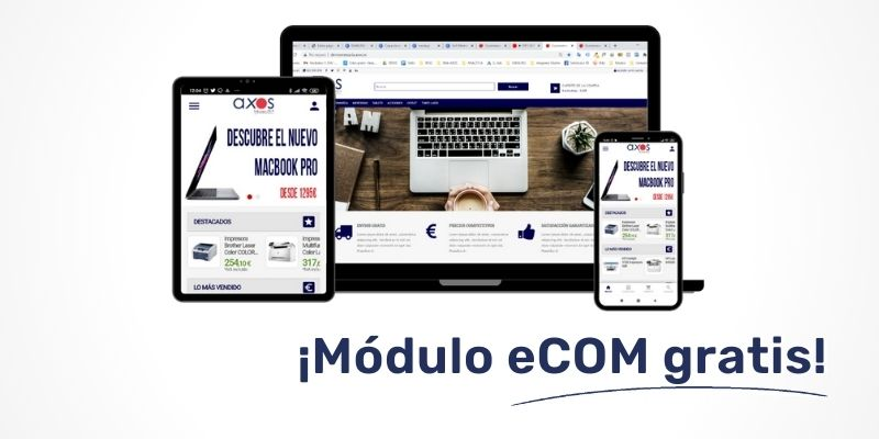 Módulo ecom gratis