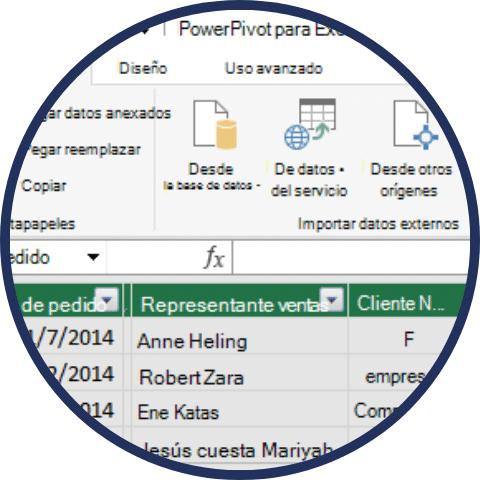 PowerPivot en Business Intelligence