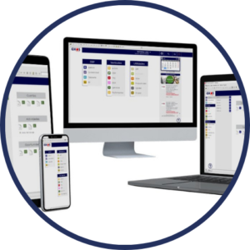 ERP Axos Visual modular e integral