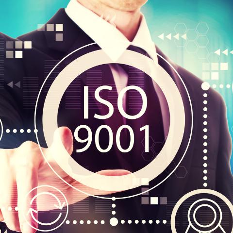 Software preparado para ISO 9001