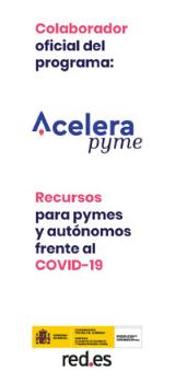 Empresa colaboradora Acelera Pyme