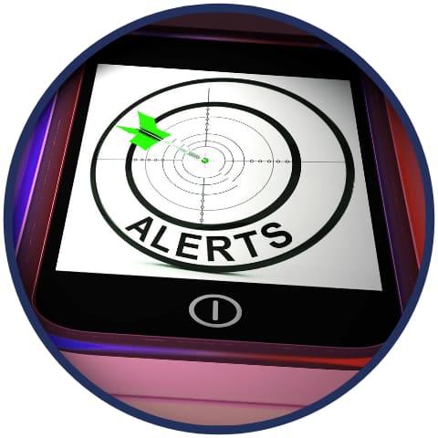 Calendario y alertas en la gestión documental