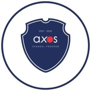 Axos Channel Program para partners