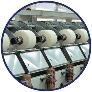 Industria textil crecimiento