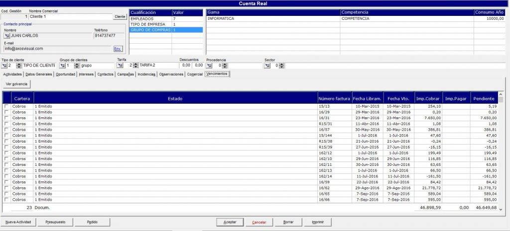 Cuenta de CRM vencimientos2